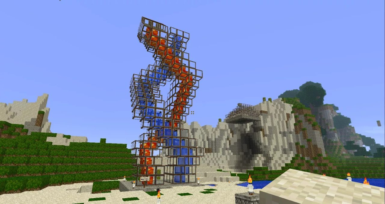 Что можно построить в Майнкрафте: 200 идей
