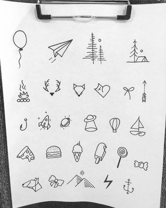 200 идей для наклеек своими руками