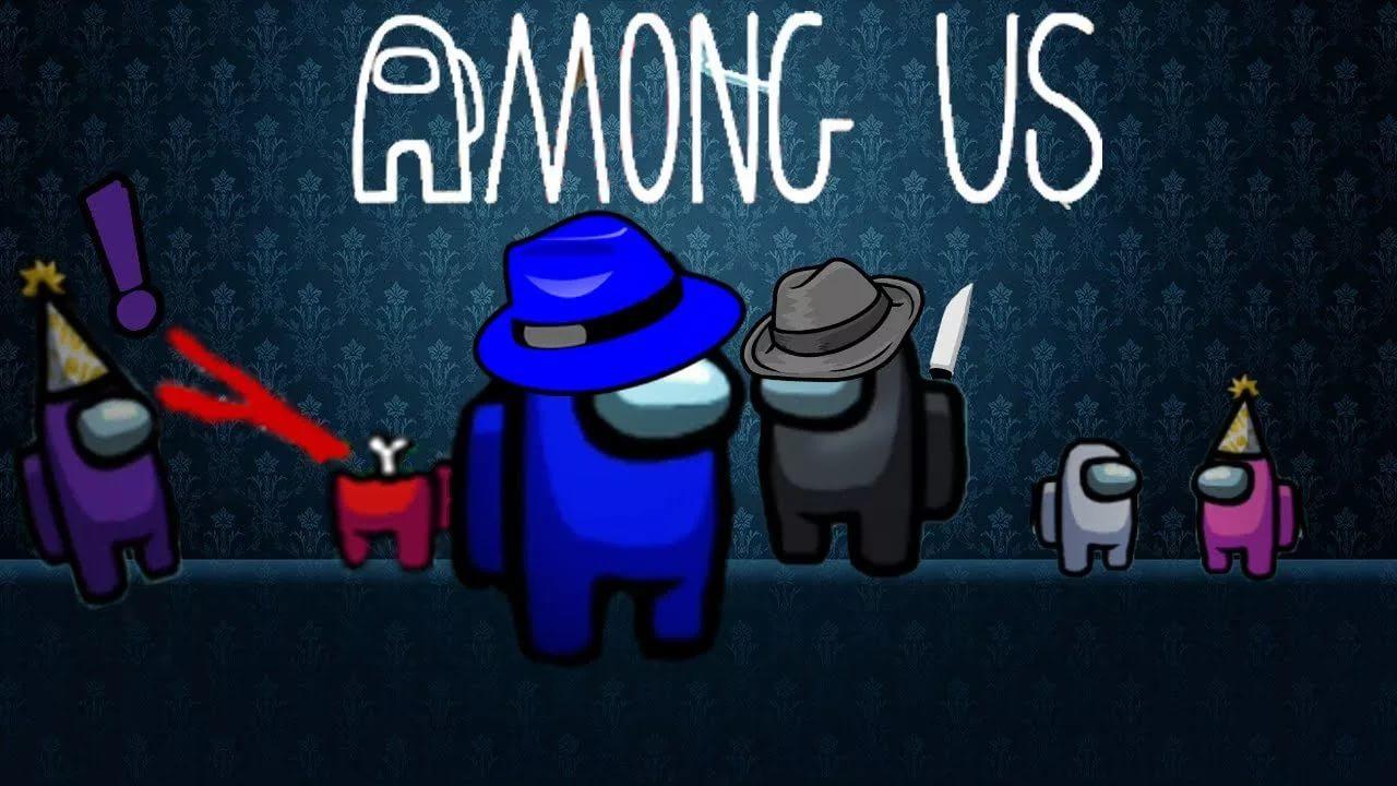 Амонг Ас: 107 картинок с персонажами
