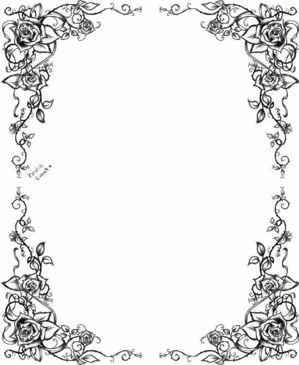 75 рамочек для оформления текста в ворде