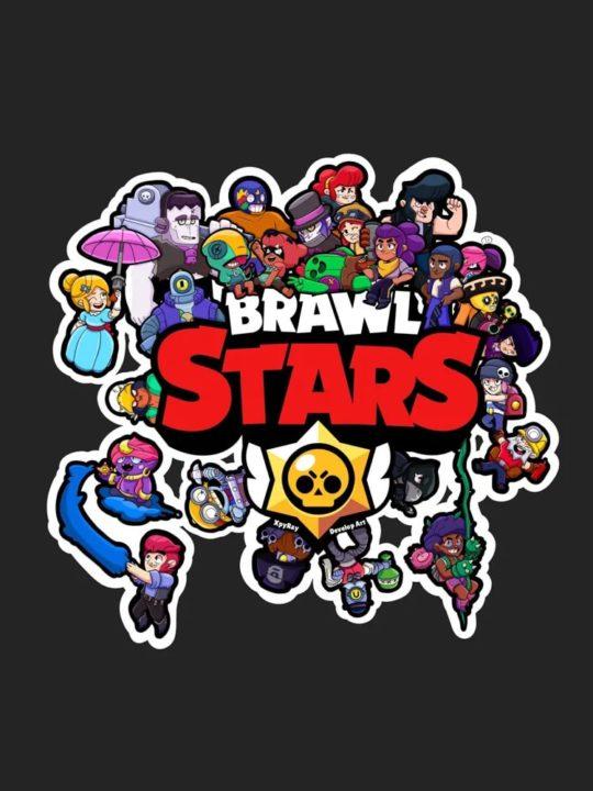 140 картинок Brawl Stars для телефонов на заставку