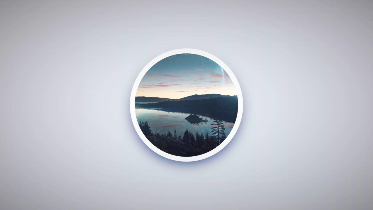 160 минималистичных фонов на рабочий стол