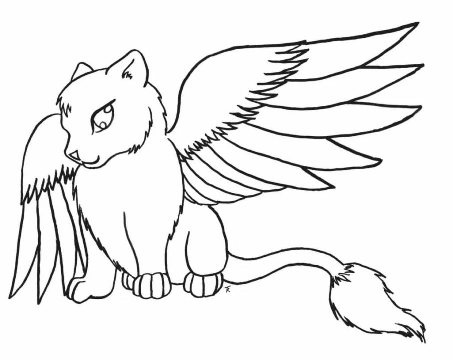 110 раскрасок с животными для девочек и мальчиков