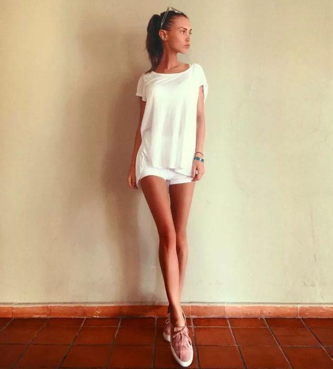 110 фото красивых худых девушек