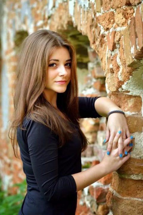 160 фото красивых девушек 18 лет