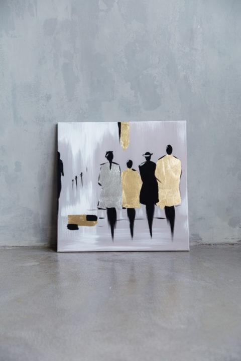 100 красивых и простых картин для начинающих художников