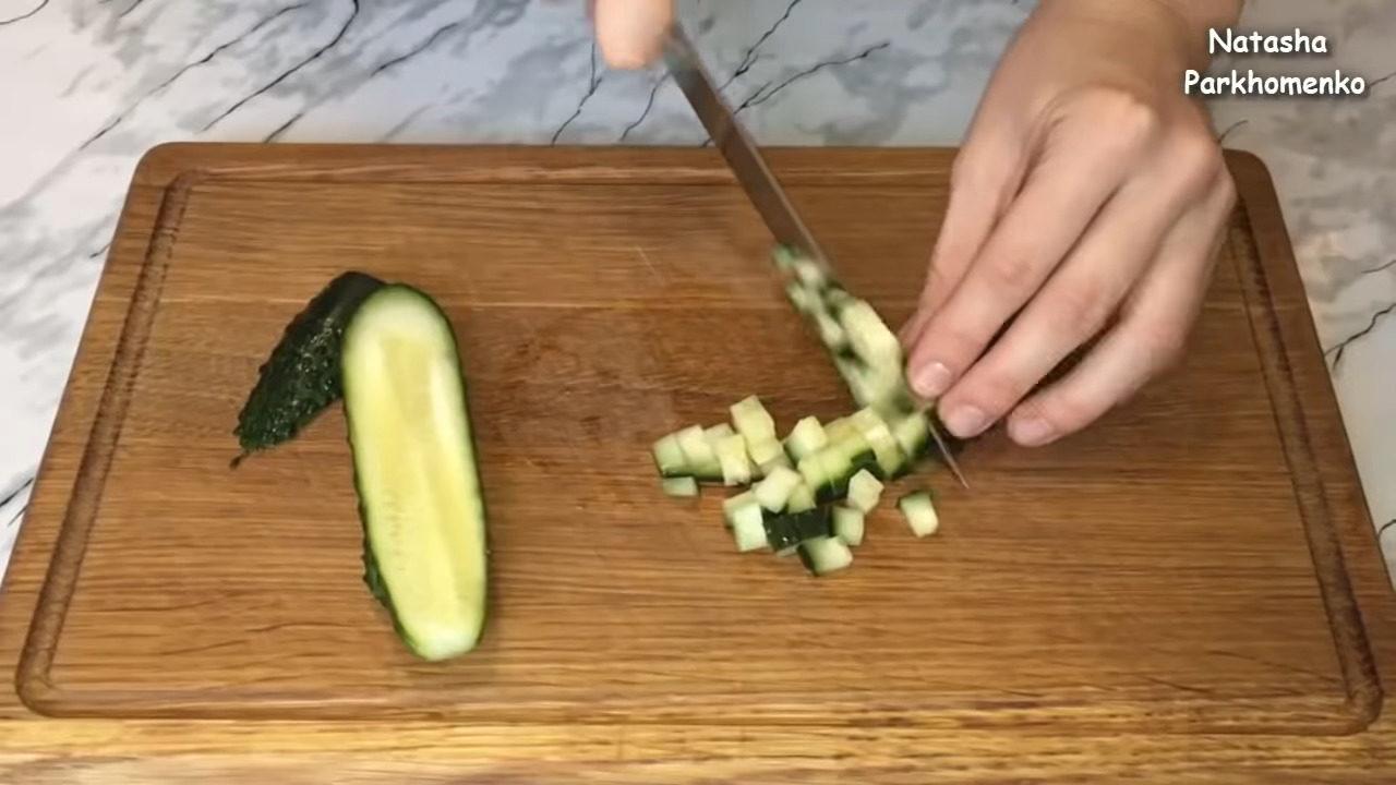 Салат как суши